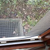 Easy Life Insektenschutz Fenster mit leicht montierbaren