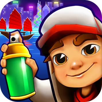 Download Subway Surfers Mod Apk- Get Unlimited [ Coins/Powers/Stages/Keys]