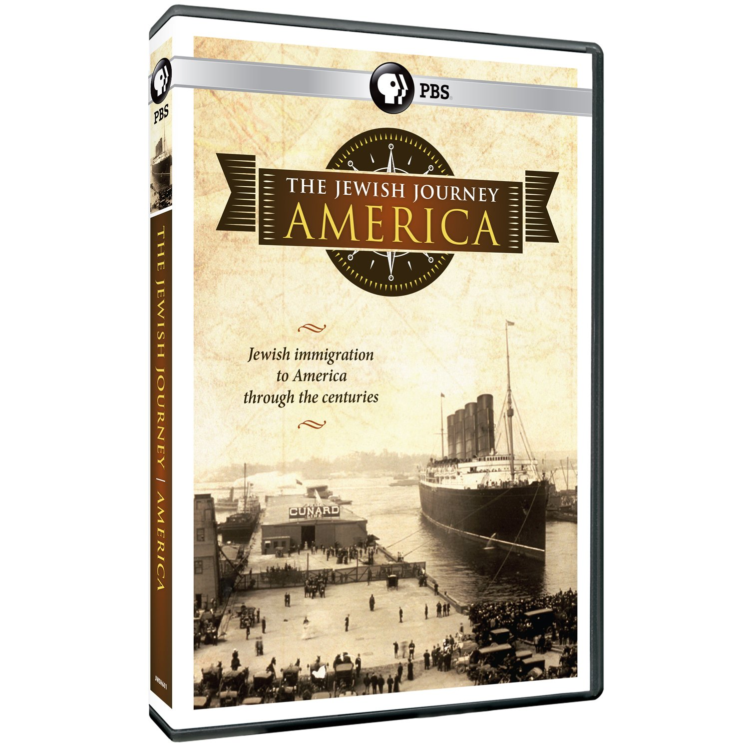 DVD : The Jewish Journey: America (DVD)