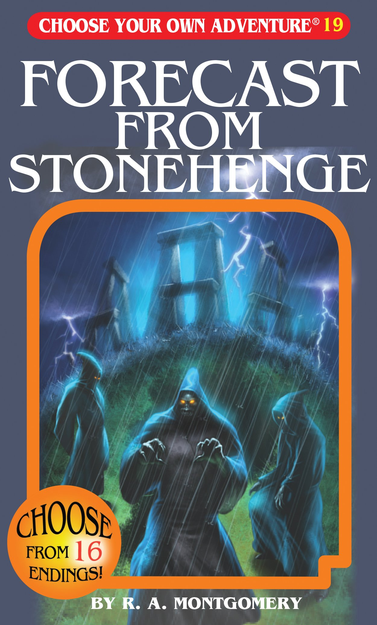 Forecast Stonehenge Choose Your Adventure product image