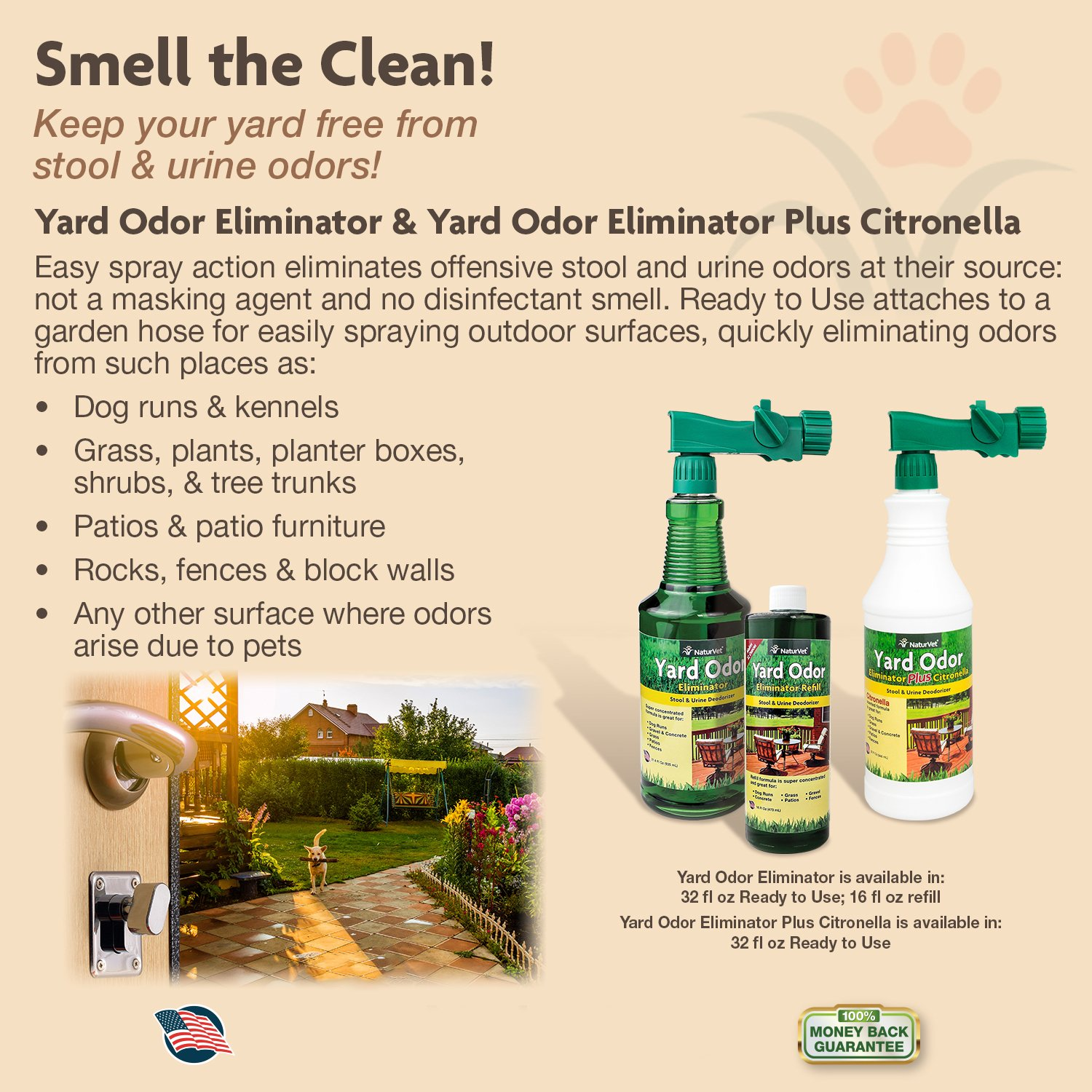 Eliminate odors remove odors from kitchen in minutes the for Fish tank odor eliminator