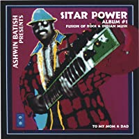 Sitar Power 1 - a Fusion of Rock and Indian Music