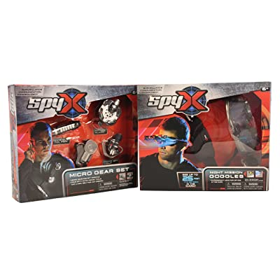 Spyx Goggles and Gear: Toys & Games