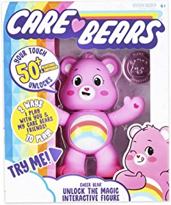 Care Bears Cheer Bear Interactive Collectible Figure