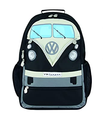 901ae861e1 Image Unavailable. Image not available for. Color  VW Collection by BRISA VW  T1 Bus Backpack ...