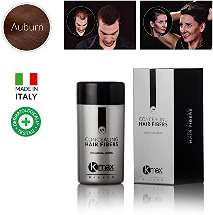 K-Max Fibras Capilares 27,50 gr., Color Castaño Bruno: Amazon.es: Belleza