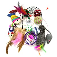 Katzenspielzeug, PietyPet Katze Toys Variety Pack, Spielzeug für Katzen Kitty