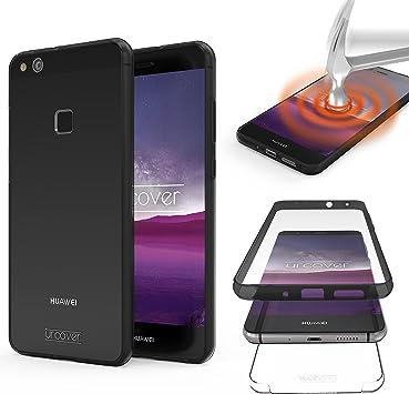Urcover Huawei P10 Lite Funda [Nueva Versión ] Mejorada Funda ...