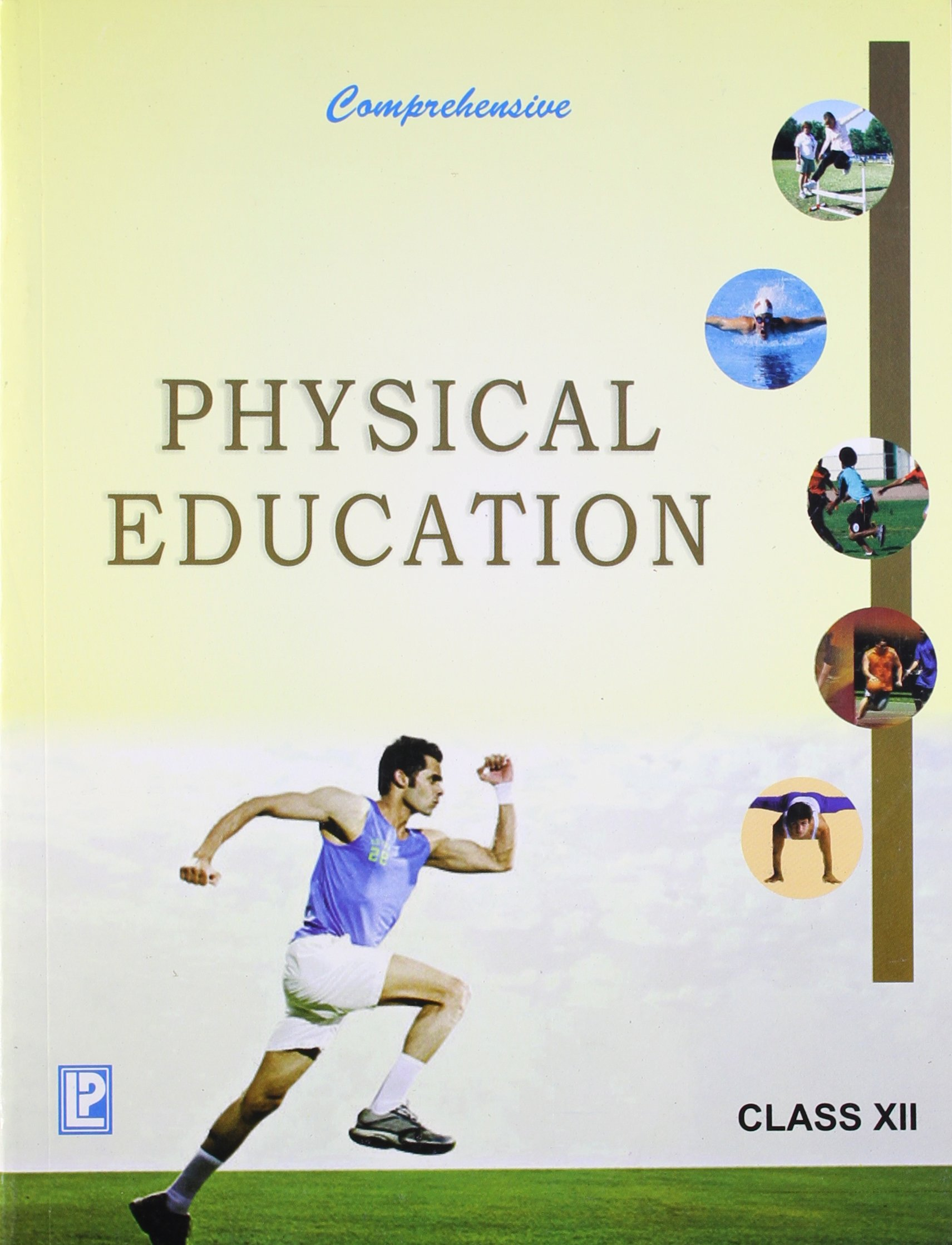 Physical Education Book For Class 12th Cbse In Text