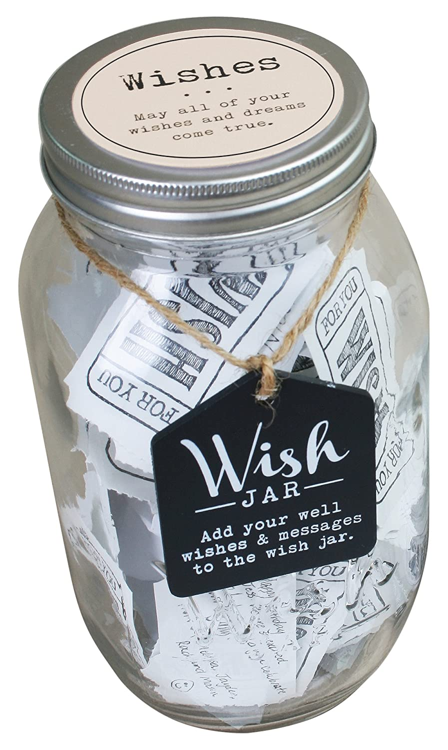 Amazoncom Everyday Wishes Wish Jar Unique