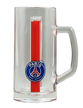 Chope à bière PSG - 50 cl - Collection officielle PARIS SAINT GERMAIN 6f4803c49d6d