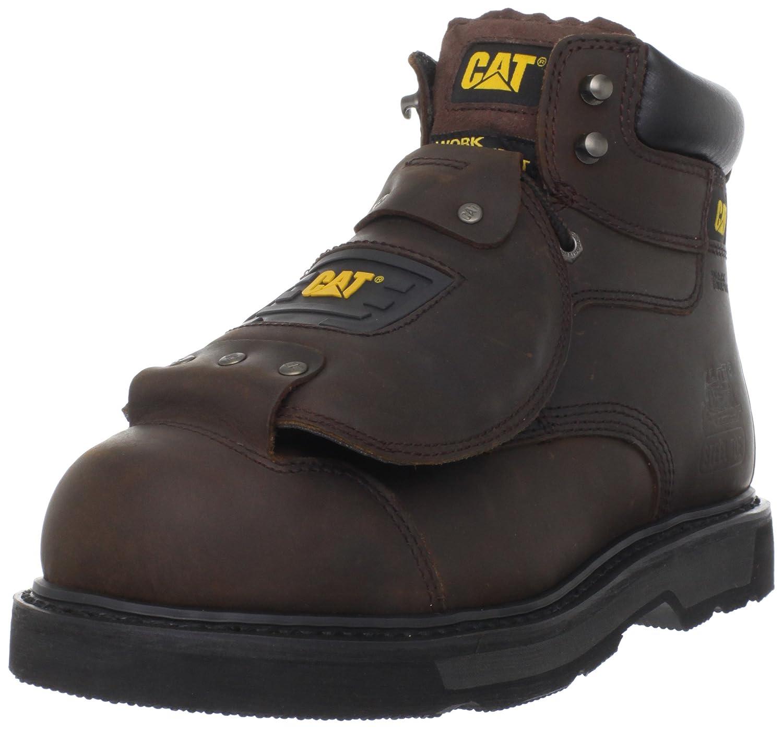 CaterpillarメンズAssault Work Boot B001O95G0A 13 C/D US ブラウン ブラウン 13 C/D US