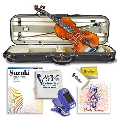 Louis Carpini Primo Clearance Violin Outfit