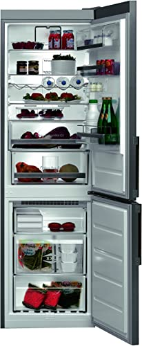 Bauknecht KGNF 185 A2+ IN Freestanding Stainless steel 222L ...