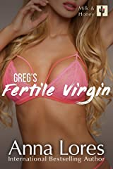 Greg's Fertile Virgin (Milk and Honey Book 3) Kindle Edition