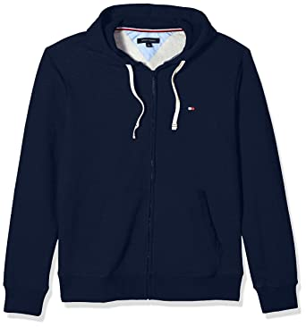 Big & Tall Zip-Thru Hoodie 2XL - Sales Up to -50% Tommy Hilfiger Limited Edition Sale Online Bva6Ev3O