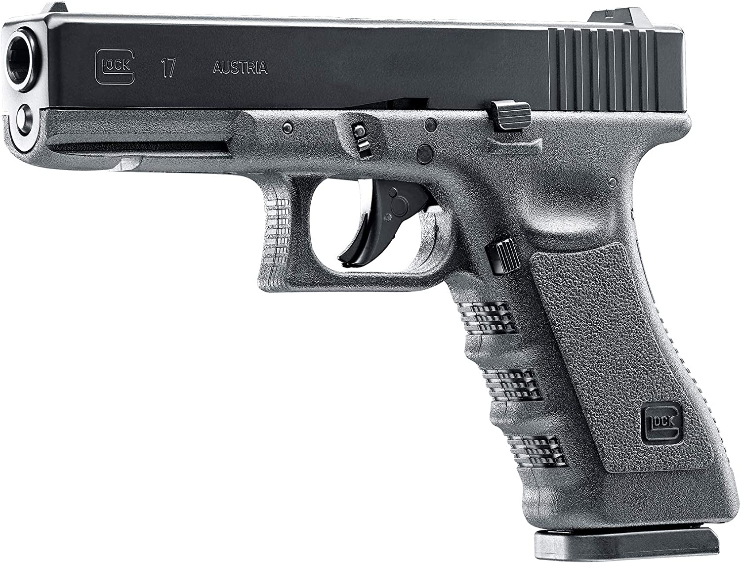 Amazon.com : Umarex Glock 17 Blowback .177 Caliber BB Gun Air ...