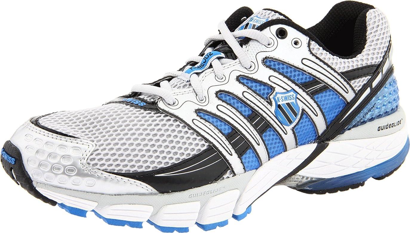 K-Swiss KONEJO II NP, Zapatillas de Running para Hombre, Plateado (Silber (SLVR/BLK/BRLNTBLU), 38.5 EU: Amazon.es: Zapatos y complementos