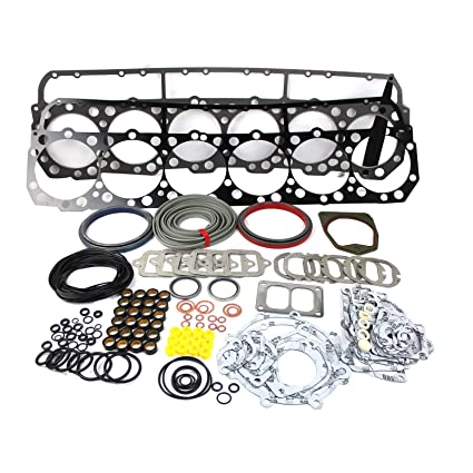 Amazon com: D8R 3406E Engine Overhaul Kit - SINOCMP Gasket