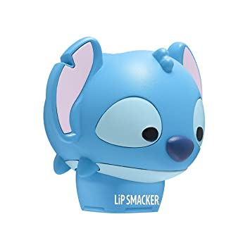 Lip Smacker Disney Tsum Tsum Balms, Stitch Blueberry Wave, 0 26 Ounce
