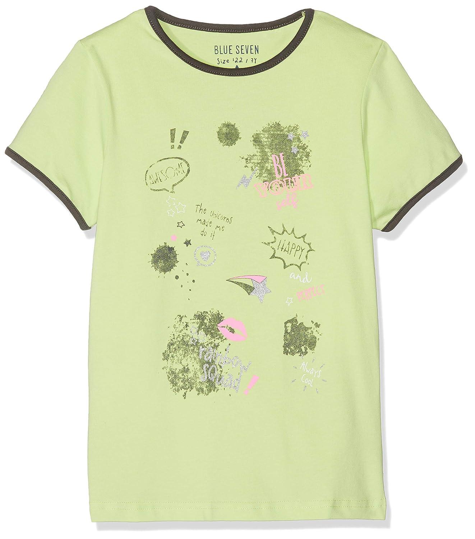 Blue Seven M/ädchen Rundhals T-Shirt