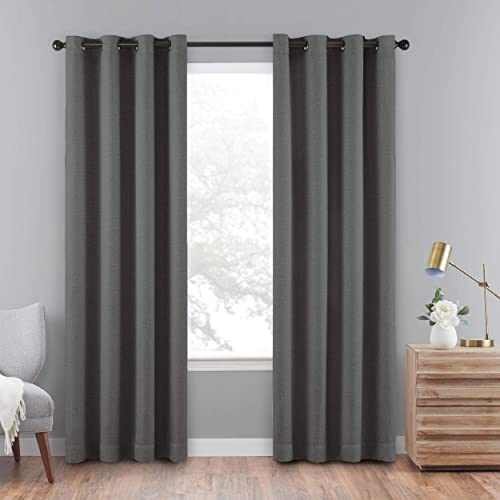 Eclipse Cara Grommet Top Curtains