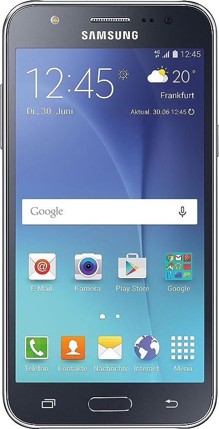 Samsung Galaxy J5 - Smartphone Libre Android (5