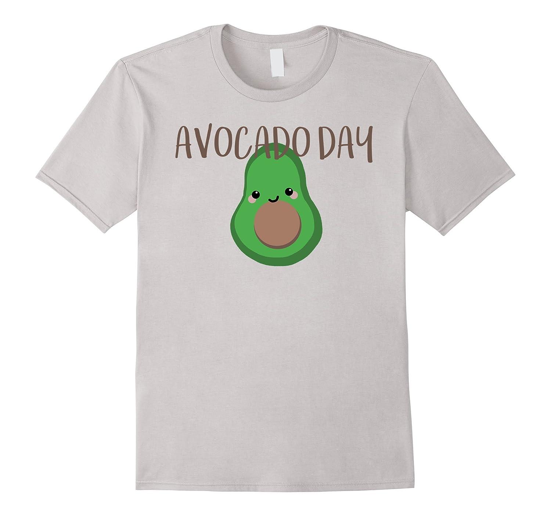 AVOCADO DAY Celebrate Food T Shirt-Art