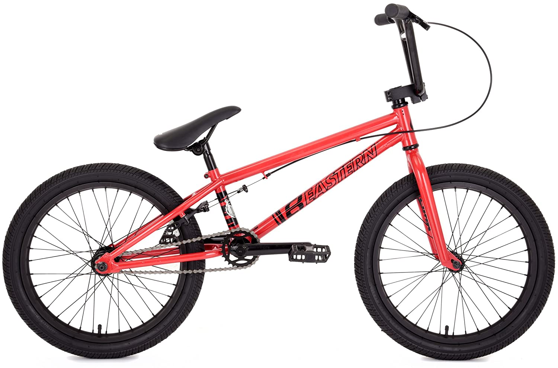 Eastern Lowdown BMXバイク2018自転車レッド B0779G4HC3