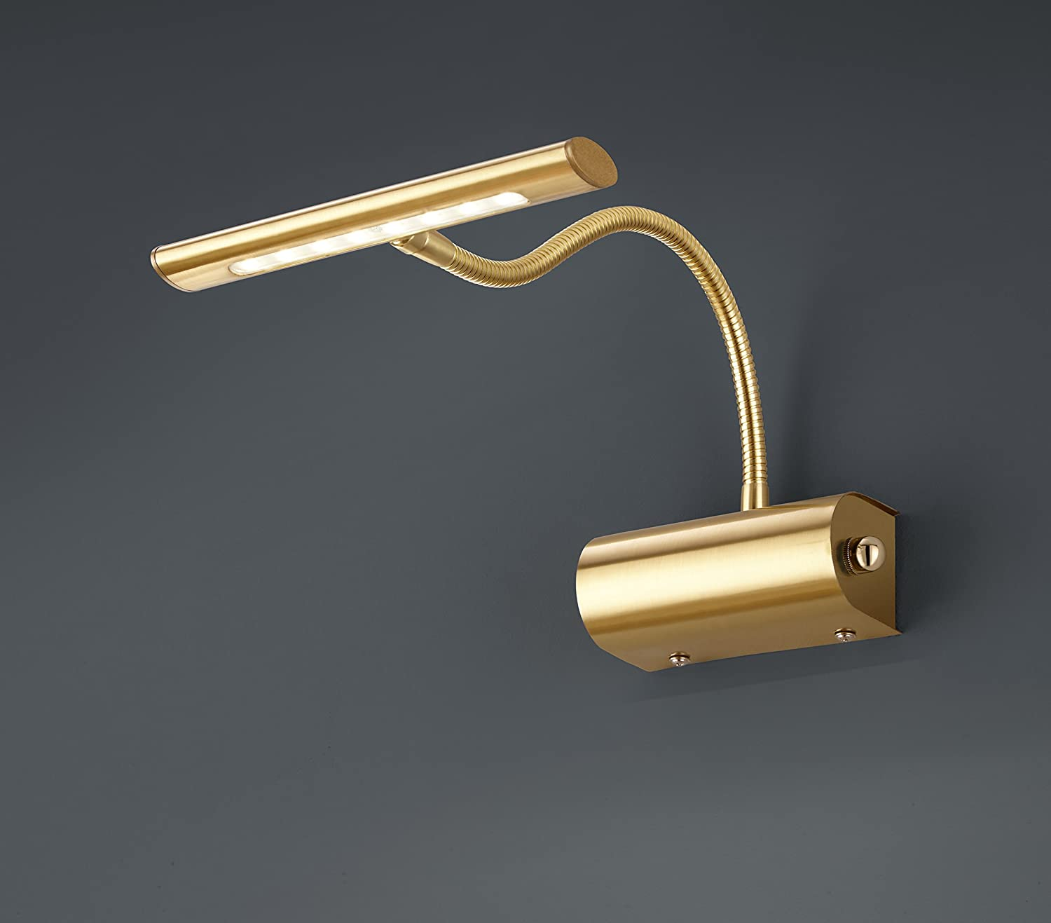 Trio Curtis lights,/LED wall light Table Lamp brass