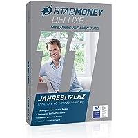 starfinanz STARMONEY 11 Deluxe Online-Banking Jahreslizenz -DEUTSCH- inkl. Premiumsupport (DVD-Box)