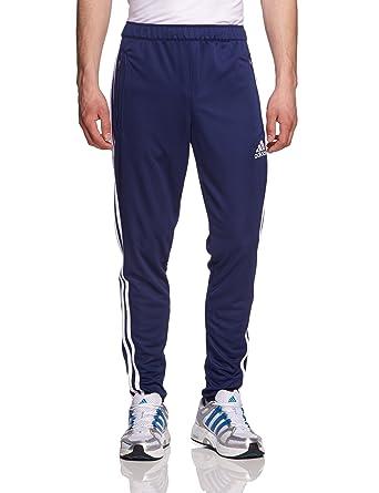 Hombre Sala Adidas Deportes Pantalones Fútbol Amazon es De Para 7wPUOP6q