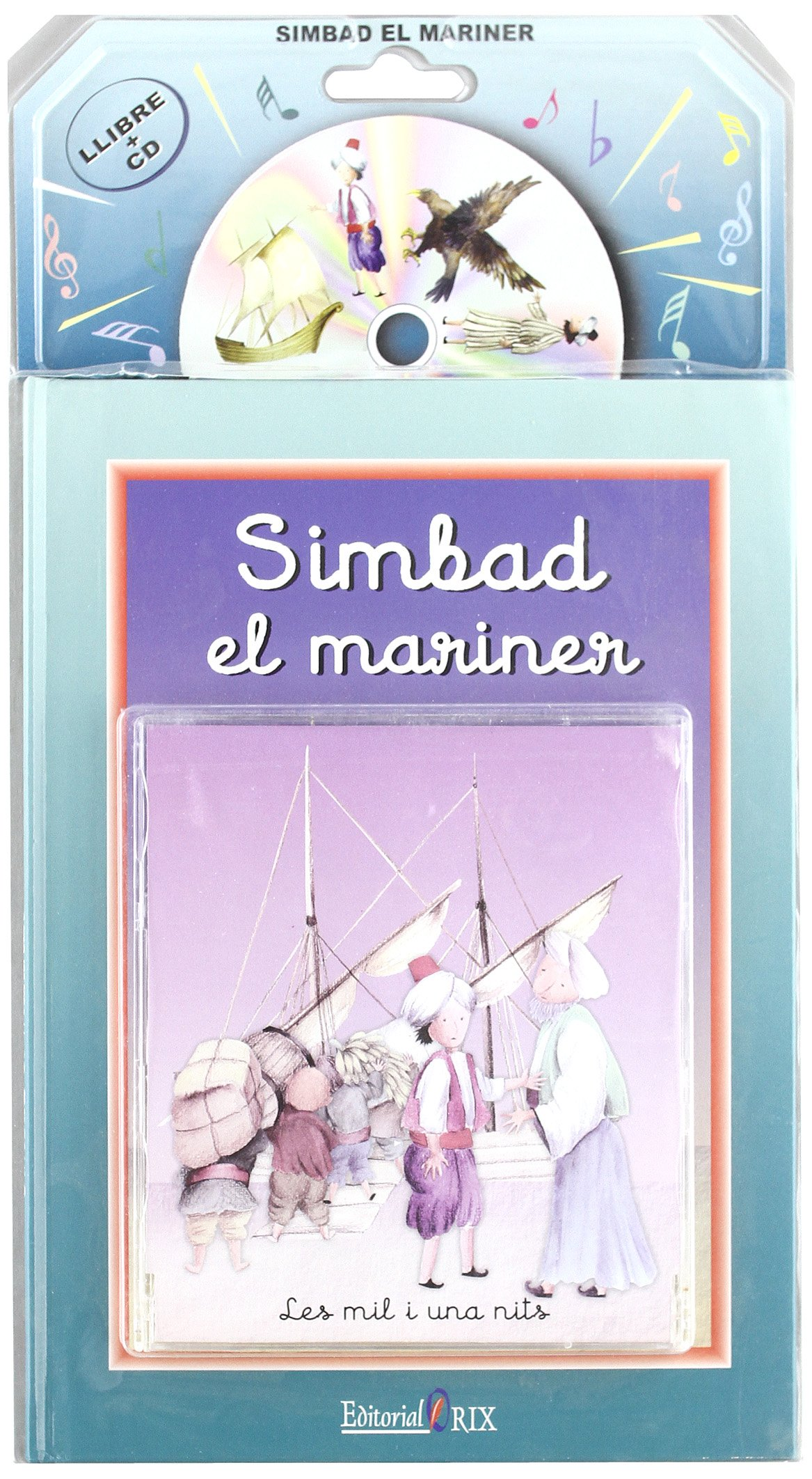 SIMBAD EL MARINER CD-C (Spanish) Perfect Paperback – May 1, 2005
