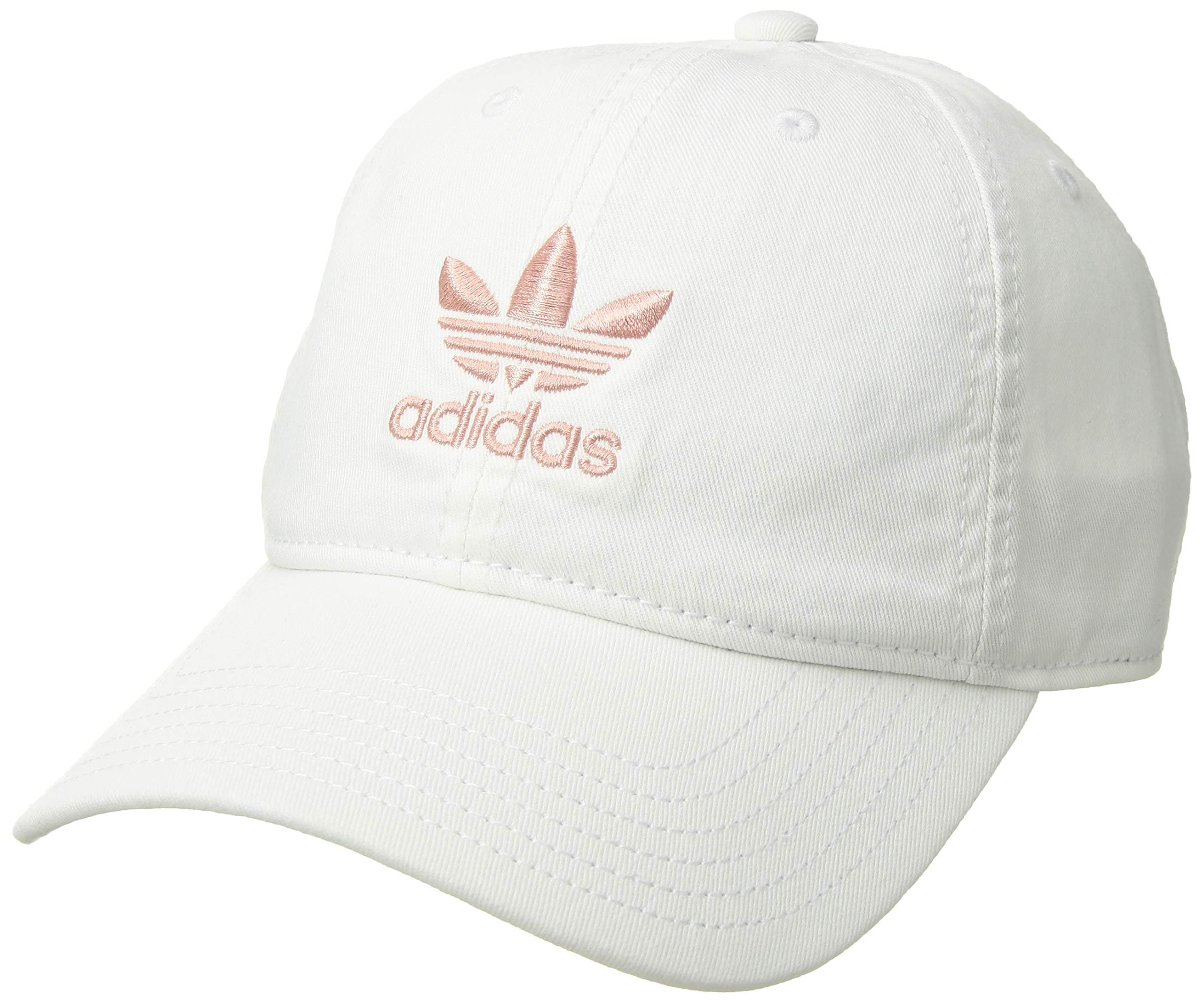 Galleon - Adidas Women s Originals Relaxed Adjustable Strapback Cap ... 816e8eccf924