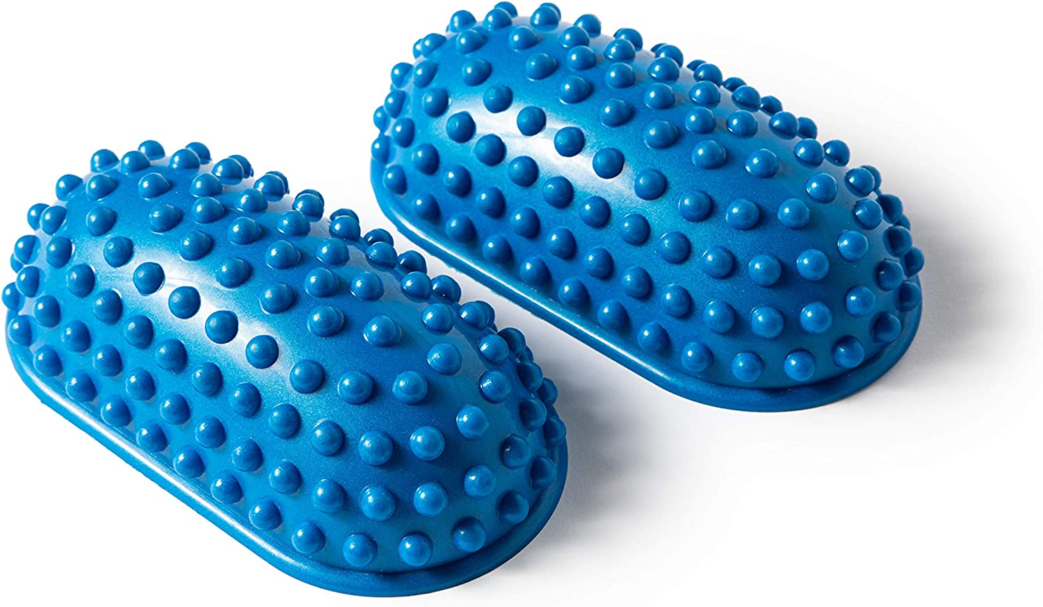 OPTP PRO-PODS Release & Stabilization Tools - Textured Balance Pods for Foot Arch Pain Relief, Plantar Fasciitis, Myofascial Massage and More