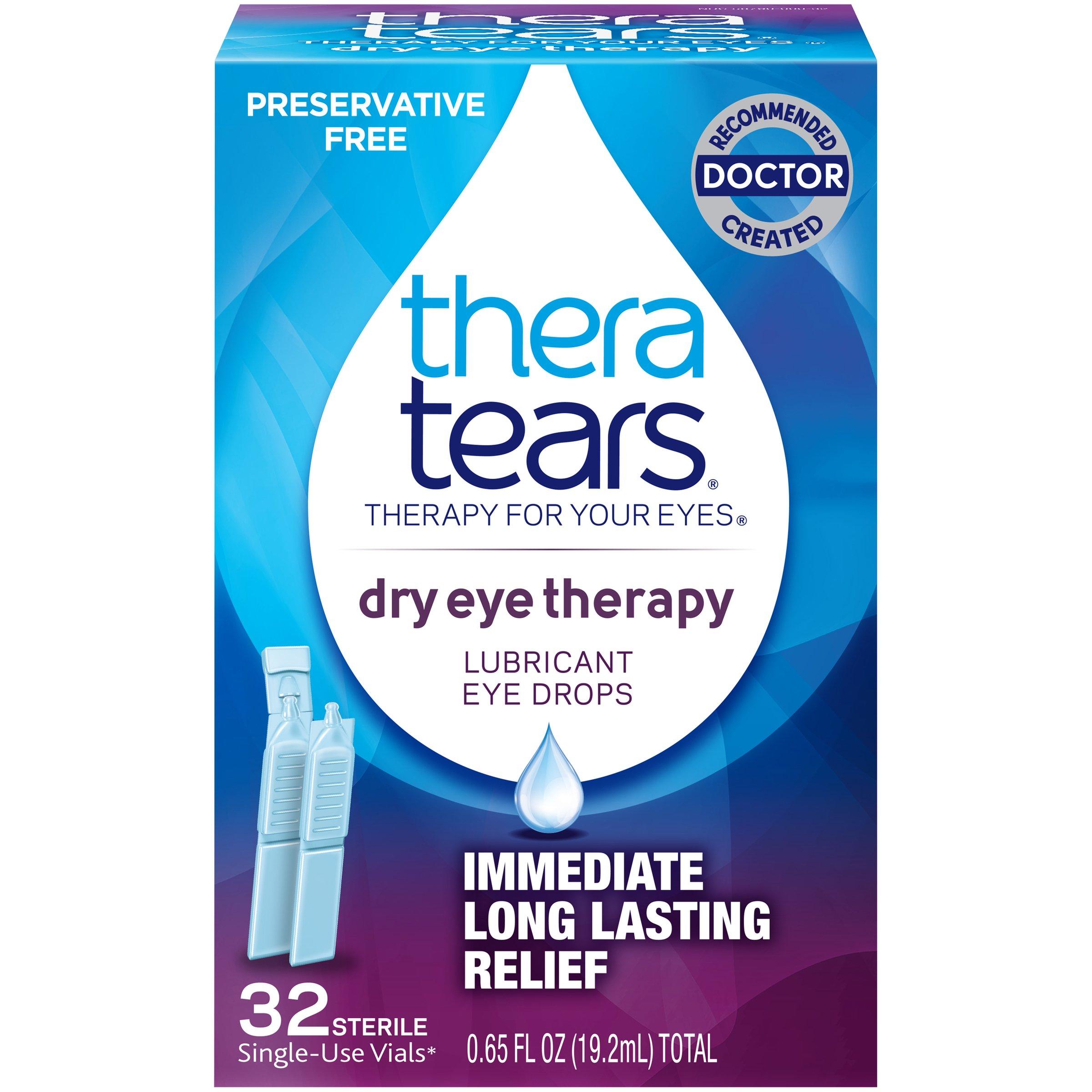 thera tears pris