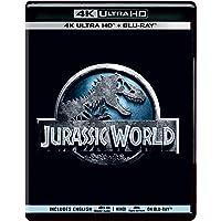 Jurassic World (4K UHD & HD) (2-Disc)