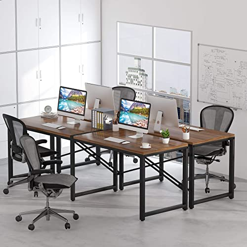Tribesigns Two Person Desk