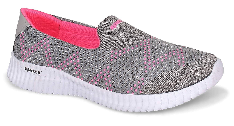 4a5e591283b8 Sparx Women SL-123 Sports Shoes  Amazon.in  Shoes   Handbags