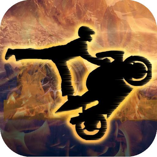 Extreme Stunts Rider 3D -