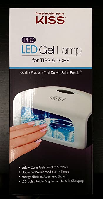 NEW Kiss Pro LED Gel Lamp (Just Lamp) Professional Gel Polish (sold  Seperately