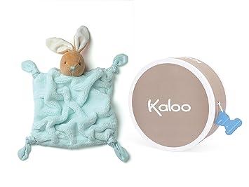 Kaloo 1099694745 - Doudou Conejo Agua Plume Azul