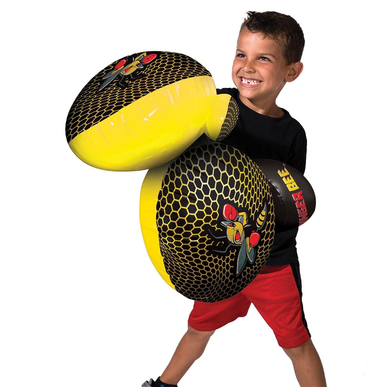 Franklin Sports Stinger Bee Jumbo - Guantes de Boxeo: Amazon.es: Deportes y aire libre