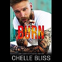 Burn (Men of Inked: Heatwave Book 2) (English Edition)