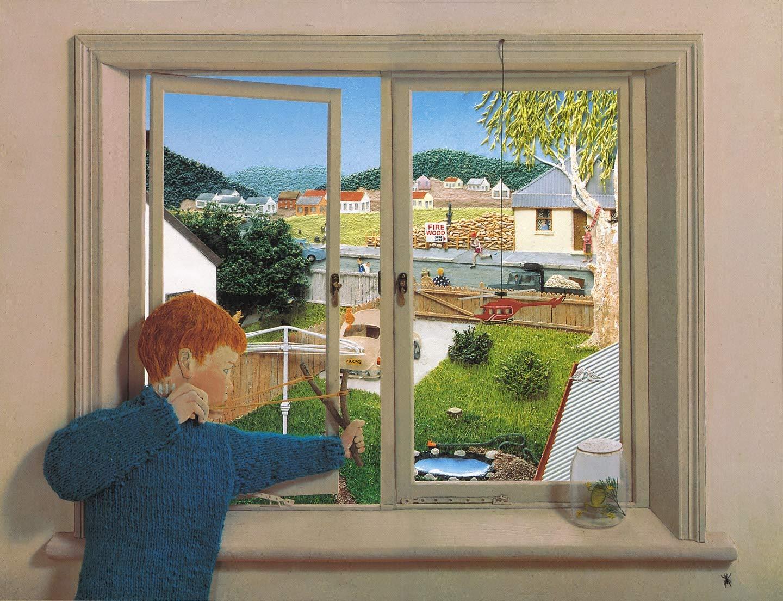 Window: Baker, Jeannie: 29: Books - Amazon.ca