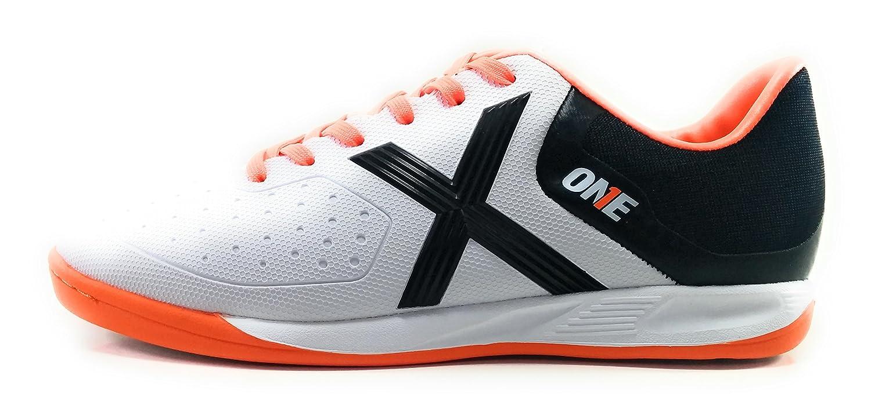 Munich , Chaussures pour Homme spécial Foot en Salle Blanc Bianco
