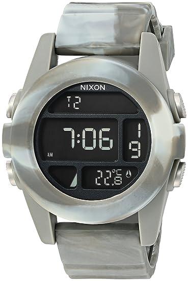 Nixon A1972150-00 - Reloj de pulsera hombre, Silicona, color multicolor: Nixon: Amazon.es: Relojes