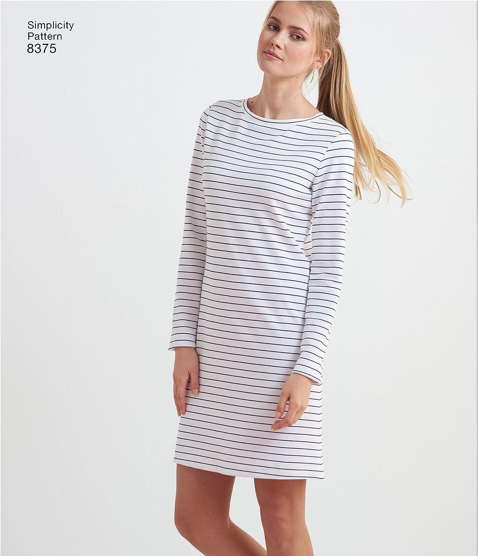 Simplicity Creative Patterns US8375A Sportswear