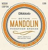 D'Addario EJ80 Cordes pour Mandoline Medium 12-46