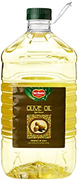 Del Monte Light Olive Oil Pet Bottle, 5L
